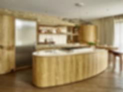 Bespoke oak kitchen design