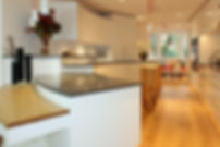 Uniques contemporary kitchen design by Splinter Works