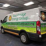 New Van for Stockbridge Energy Group !.j