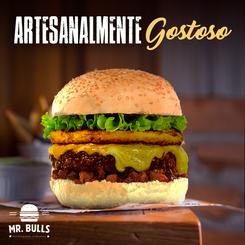 Mr Bulls Burger