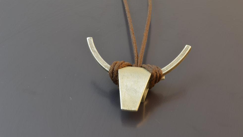 Taurus Medalion Pendant