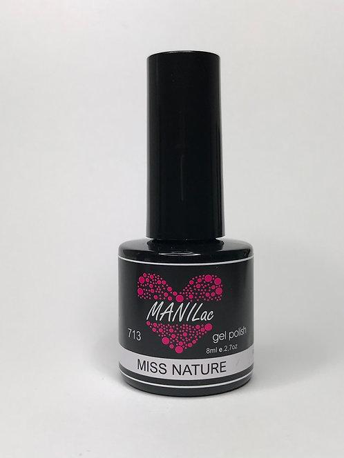 MANILac 713 Miss Nature 8ml