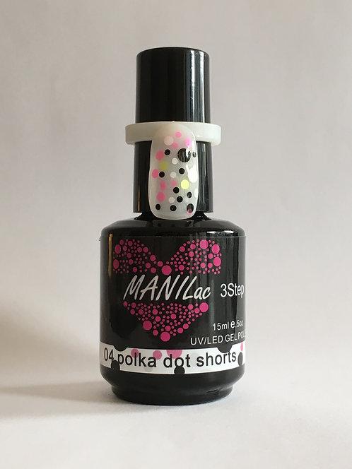 MANILac 04 Polka Dot Shorts