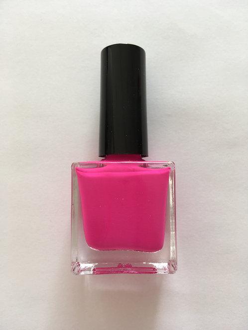 Nail Stamping lakier pink 005