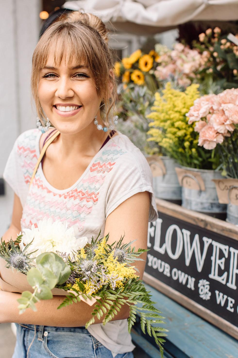 Nashville Guide - Amelia's Flower Truck