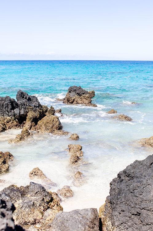 Kua Bay, Hawai'i