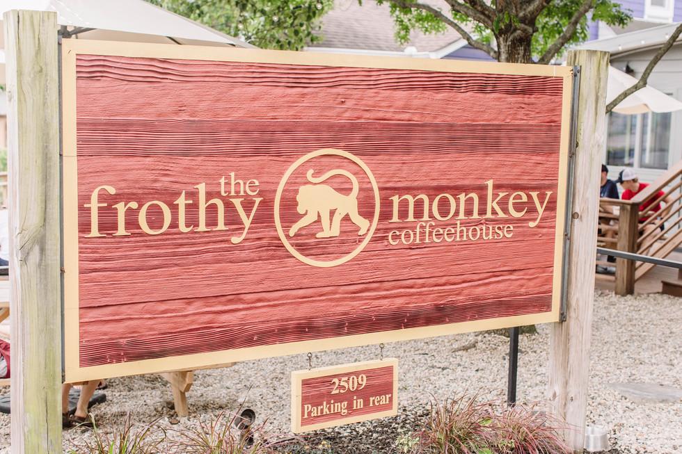 Nashville Guide - Frothy Monkey