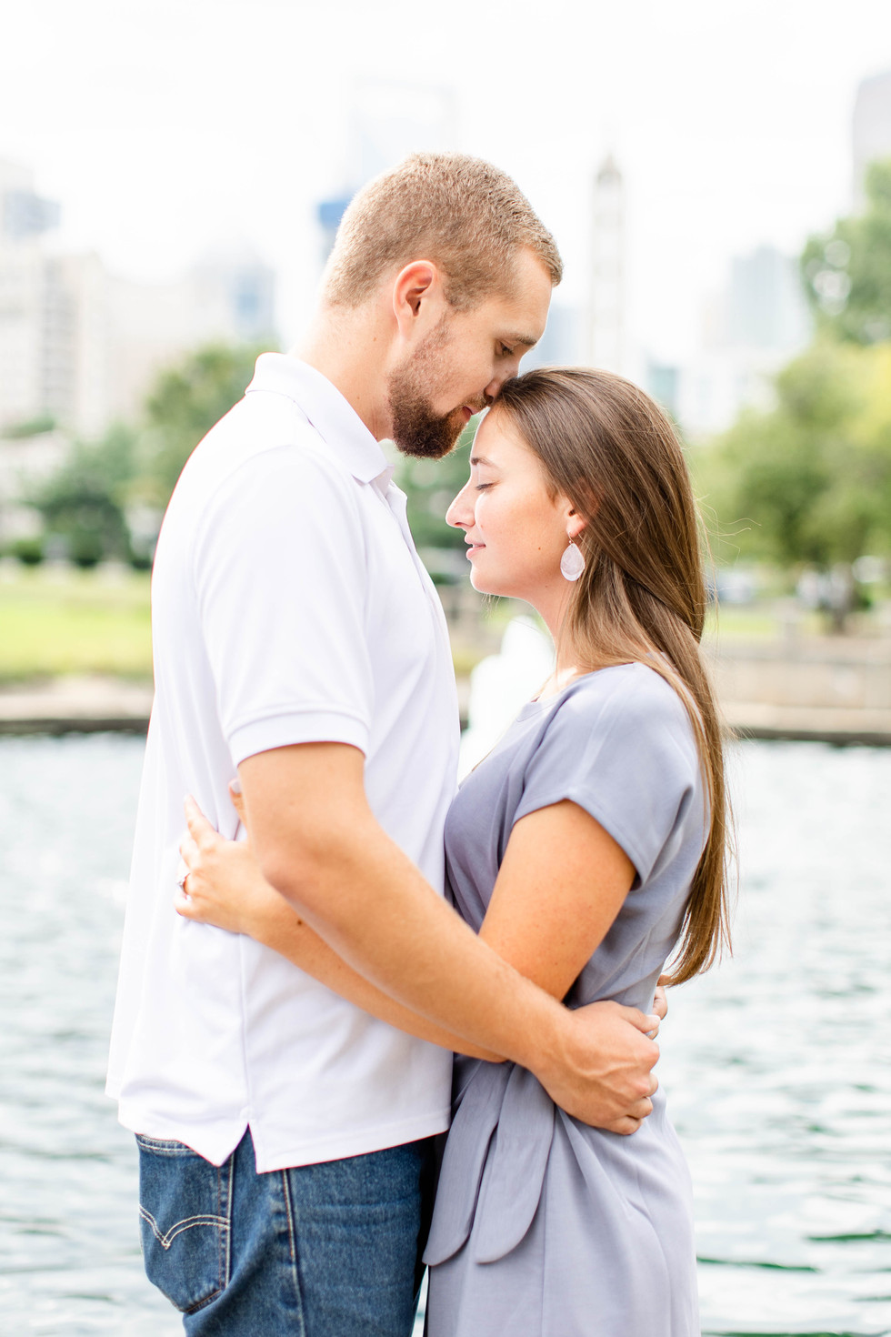 Engagement Session - Ryan + Griffin - Charlotte, NC