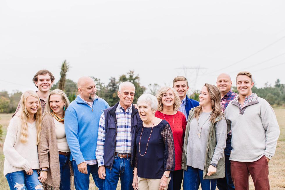 The Upton + McKee Family - Shelby, North Carolina