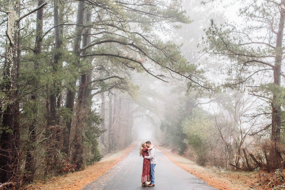 Kaitlyn + Christian - Engagement Session - Clover, South Carolina