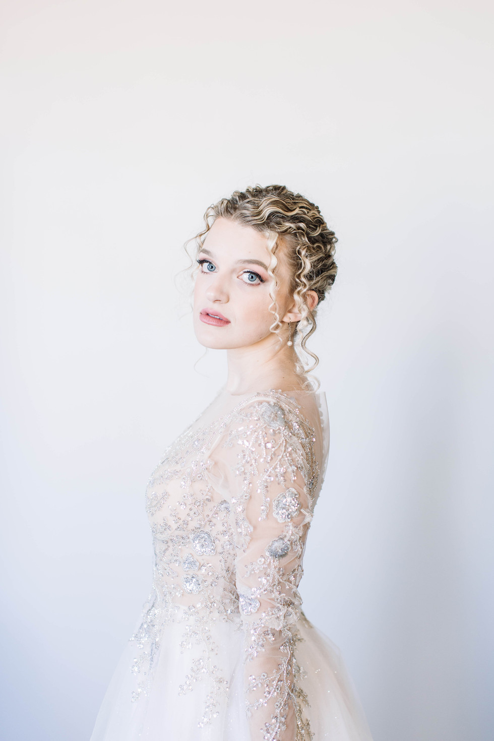 Styled Bridal Shoot - Cinderella Bride - Jazz Davis