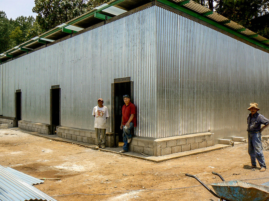 Lamina POP Momostenango School