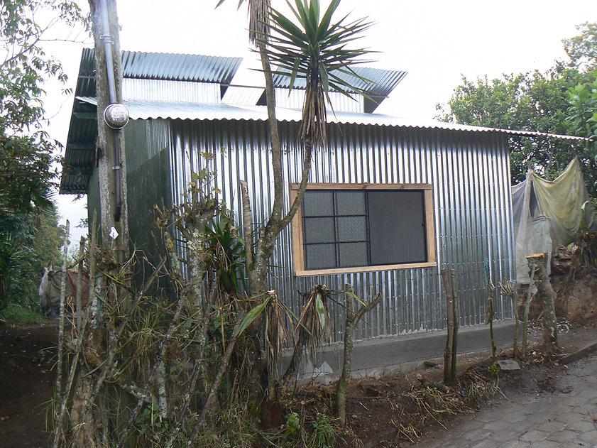 Lamina POP Habitat for Humanity House