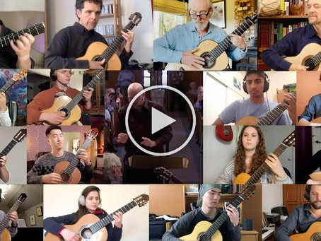 Chamber Music for Classical Guitar