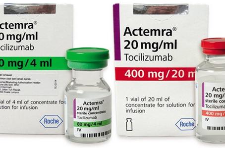 Actemra for Giant Cell Arteritis