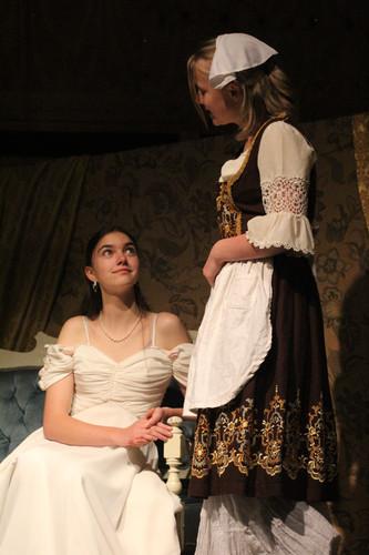 Nurse and Juliet