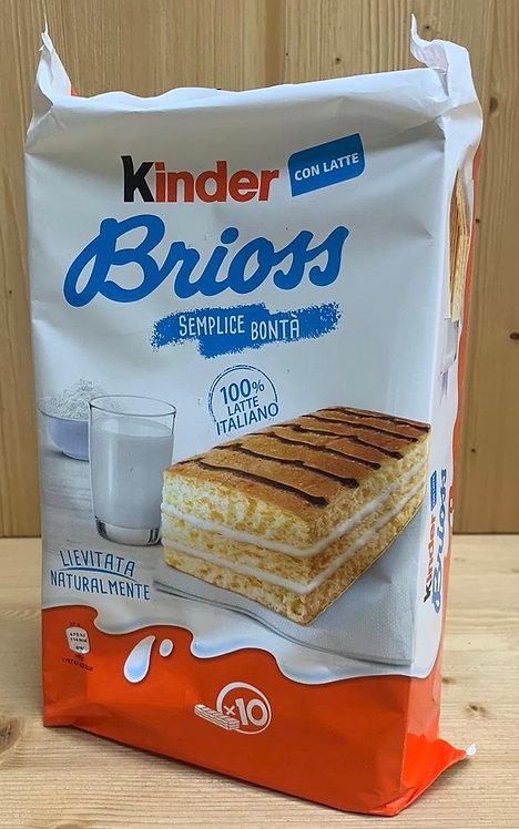 KINDER BRIOSS 270GR