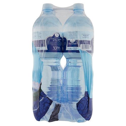 Acqua Verna acqua naturale 6x1.5l