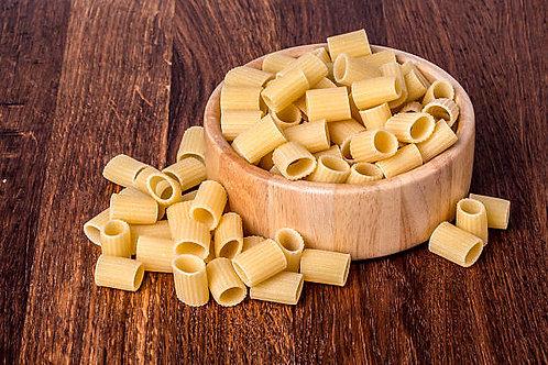 4 Ricariche da 500gr.  Esattamente 25 porzioni di pasta
