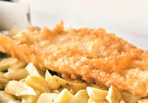 Il fish and chips 200gr.
