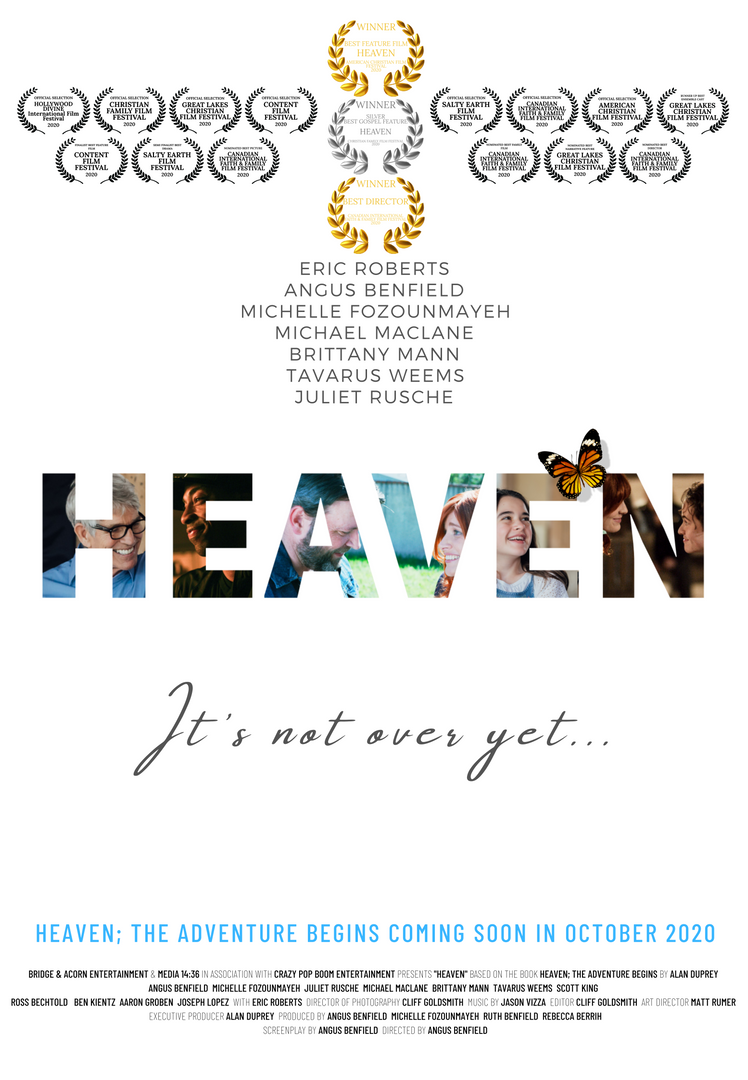 Official HEAVEN poster 2020