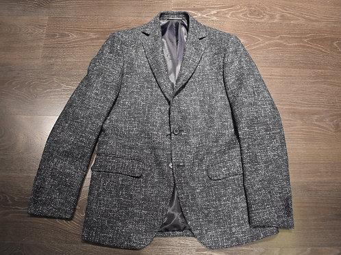 Giacca melange lana