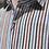 Thumbnail: Camicia multicolor cotone effetto lino