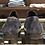 Thumbnail: Mocassino morbido nabuk fondo cuoio 2 colori