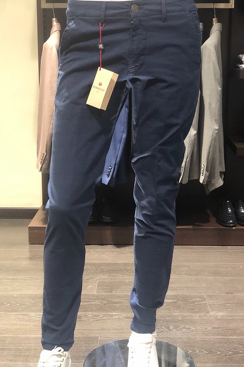 Pantaloni clivet canvas in 3 colori