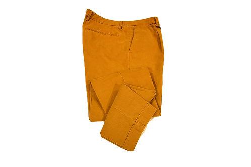 Pantalone chinos herringbone