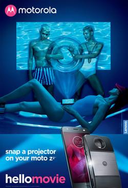 Motorola Projector 2