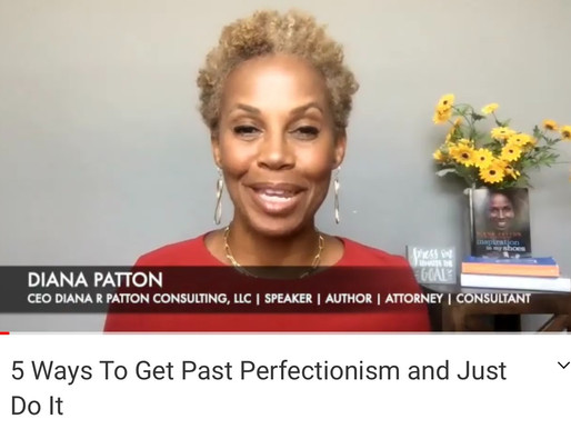 5 Ways to Get Past Perfectionism and Just Do it