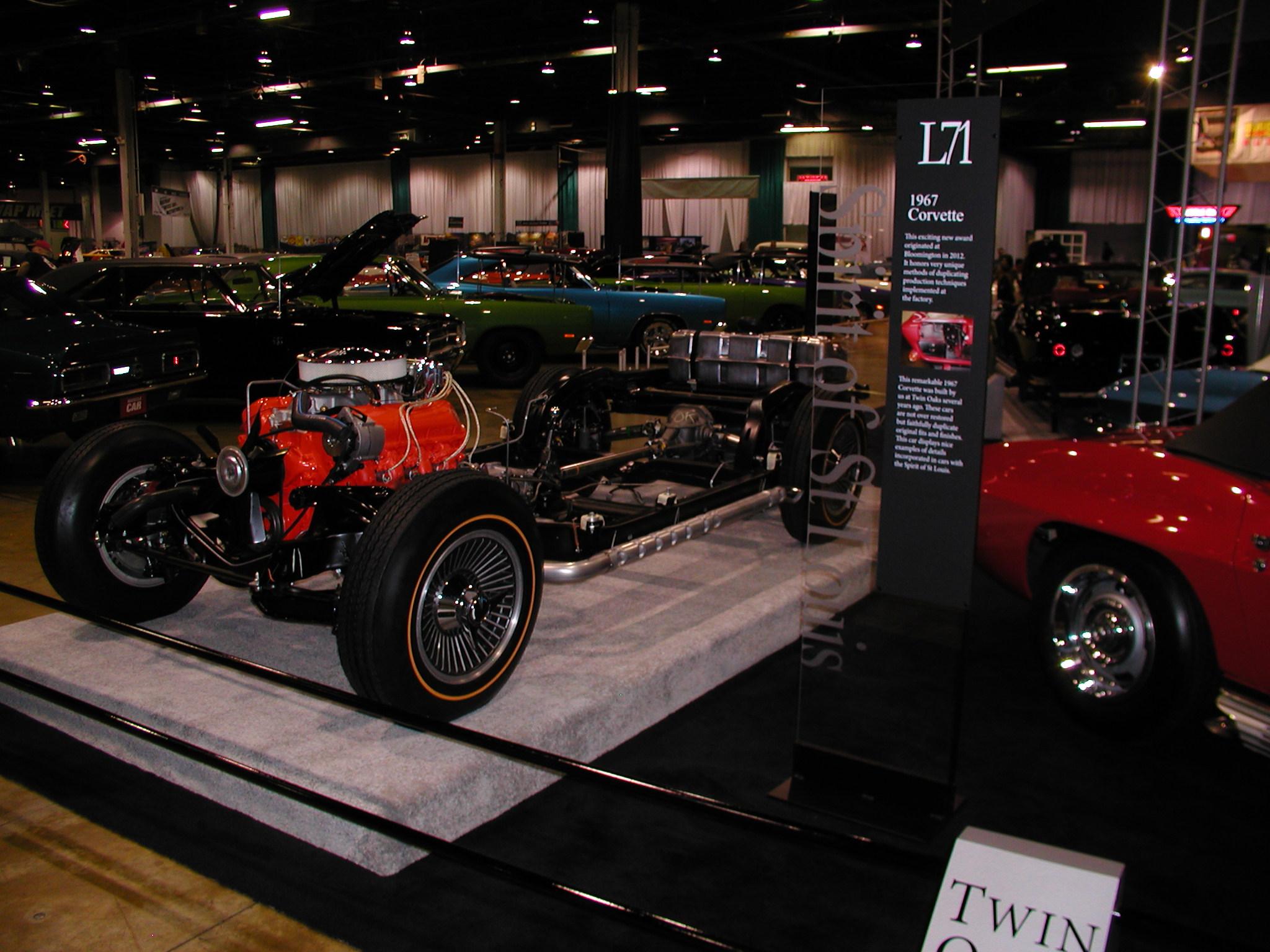 1966 427 425 hp