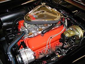 Twin Oaks Corvette