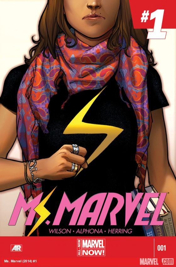 Kamala Khan in Ms. Marvel, Vol. 1
