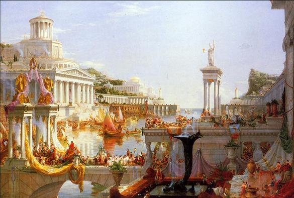 Rome Replayed?