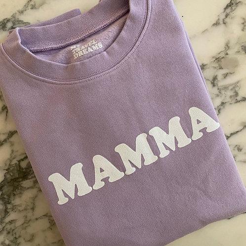 Sweat MAMMA Mauve