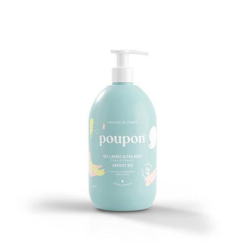 Gel nettoyant Poupon