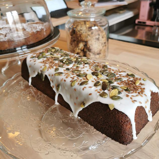 carrot cake rosechou