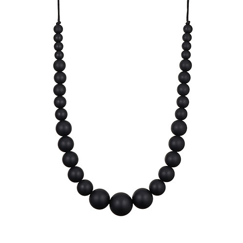 Collier MintyWendy Rounded Black