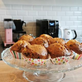 muffins rosechou