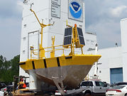 Custom fabricated buoy delivered to NOAA