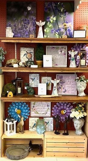 briar patch studio display