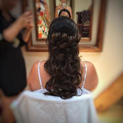 wedding hair norwich wedding