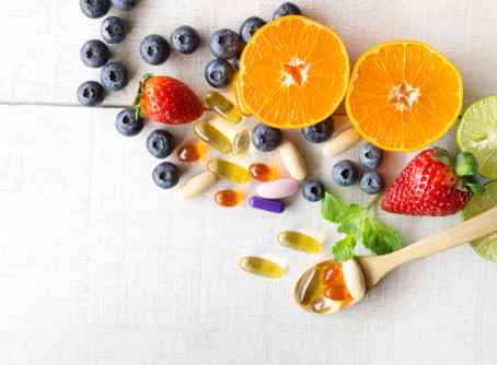 Vitamins and Immune Support