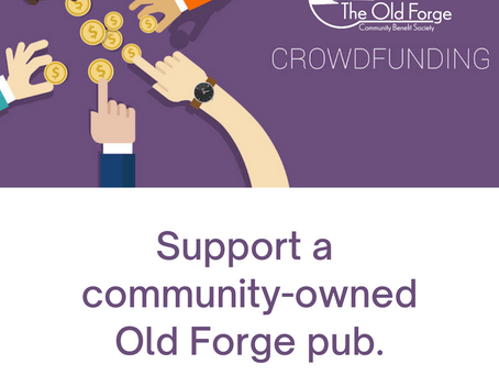 Support a Community Owned Old Forge