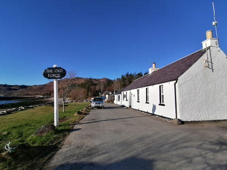 Knoydart residents seek community buyout of world renowned pub.