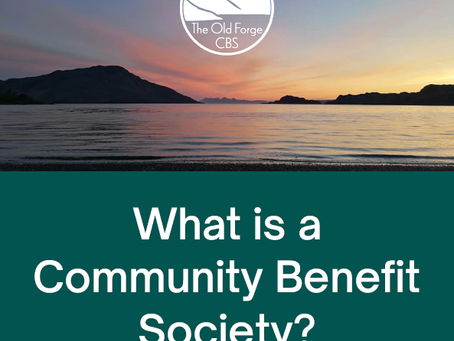 What is a Community Benefit Society?