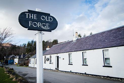 The Old Forge Knoydart (c) Mark Harris.J