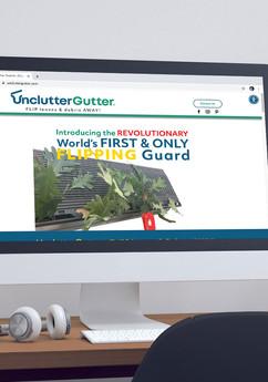 Unclutter Gutter